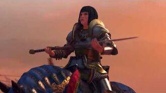 Total War Warhammer - Bretonnia - Repanse de Lyonesse