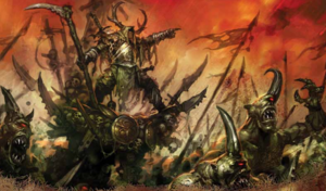Warhammer Army of Nurgle