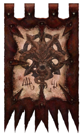 Daemon of Chaos Banner