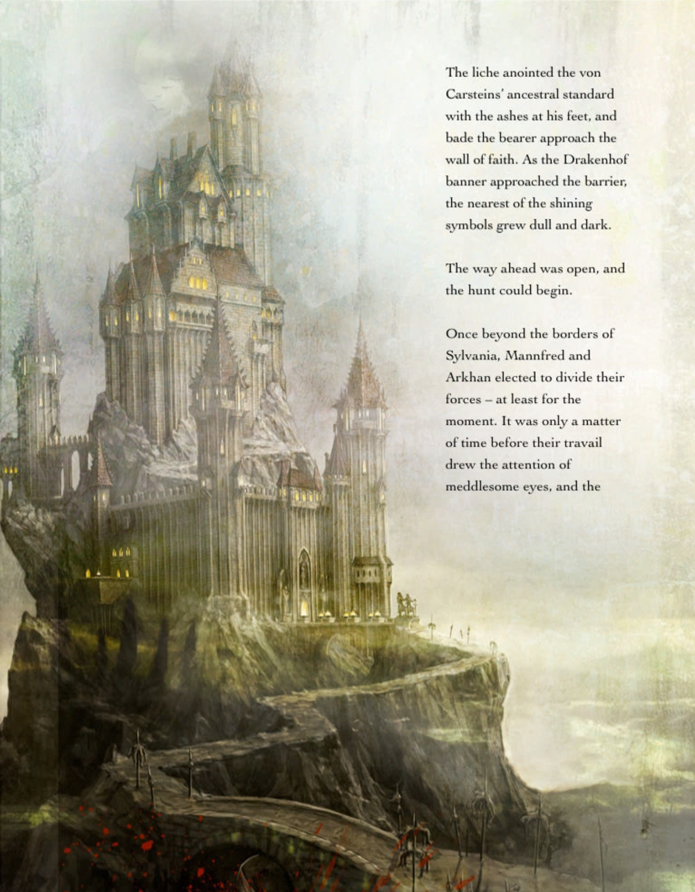 Drakenhof Castle Warhammer Wiki Fandom Powered By Wikia
