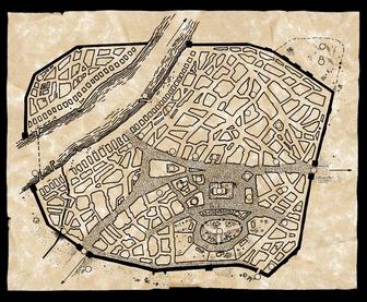 Bogenhafen Map