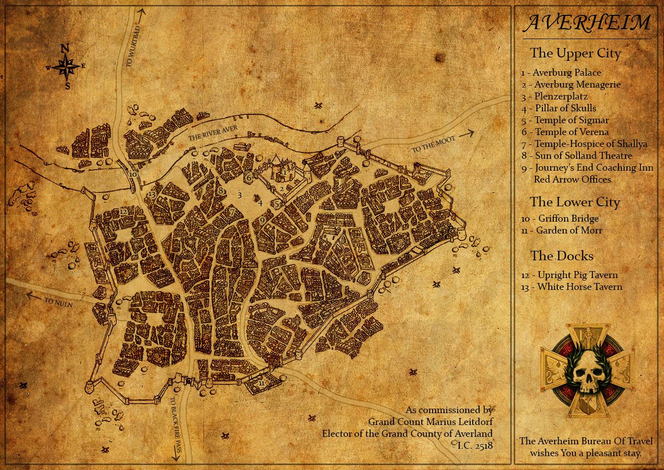 Image - Map-City-Averheim-1.jpg | Warhammer Wiki | FANDOM powered by ...