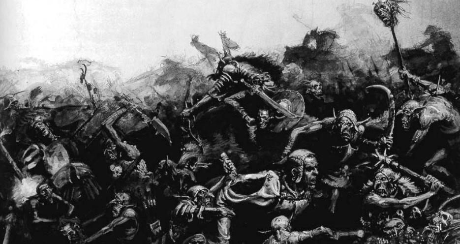 Grom the Paunch | Warhammer Wiki | FANDOM powered by Wikia