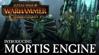 Total War WARHAMMER - Introducing... the Mortis Engine