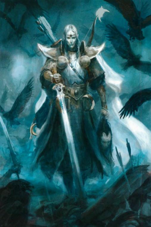 Alith Anar Warhammer Wiki Fandom Powered By Wikia