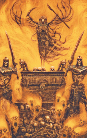 Warhammer Tomb Kings Casket of Souls