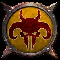 Beastmen Emblem Total War