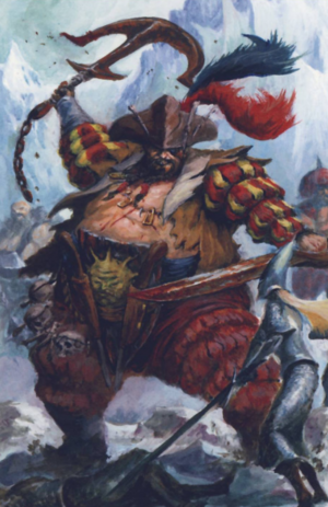 Warhammer Ogre Maneater