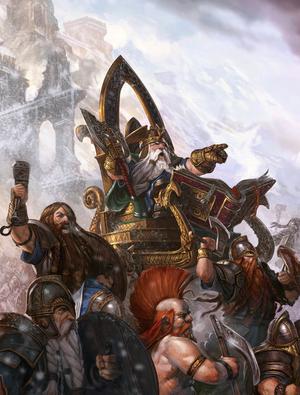 Warhammer End Times Thorgrim Grudgebearer