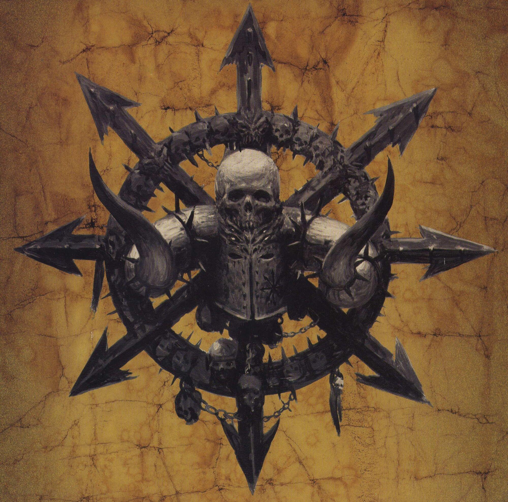 Image - Chaos Warrior Emblem.jpg | Warhammer Wiki | FANDOM ...