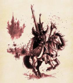 Kislevite Warhorse