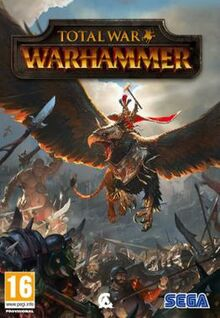 Total War Warhammer cover art