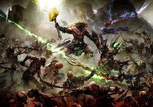 Warhammer Sigmar vs Nagash