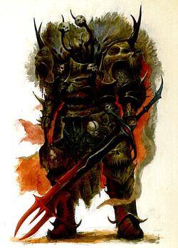 Black Iron Reaver
