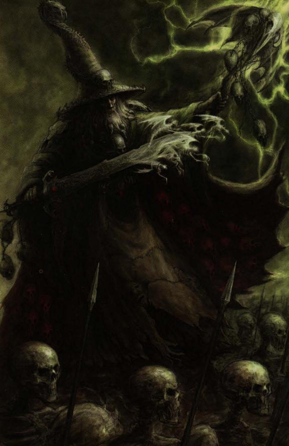 The Baggins are Necromancers/Abhorsens
