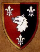 Reynard le Chasseur heraldry