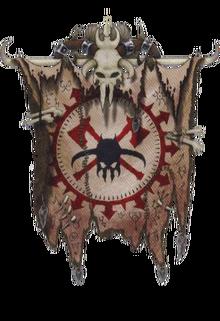Beastmen Banner