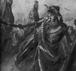 Warhammer Tomb Kings Nehekhara War