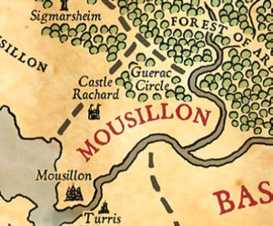 Mousillon map