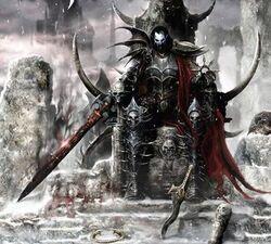 Warhammer Malus Darkblade Throne