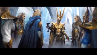 Bel Shanaar Total War Warhammer 2