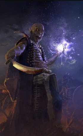 Warhammer W'Soran