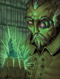 Warhammer Warpstone Alchemist
