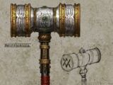 Gromril Weapons