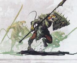 Warhammer End Times Blacktail Berserkers