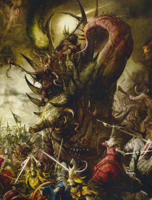 Warhammer End Times Glottkin Altdorf