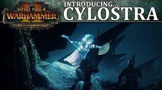 Total War WARHAMMER 2 - Introducing... Cylostra-1
