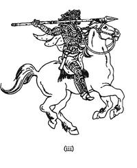 Warhammer Asoborn Horsemen