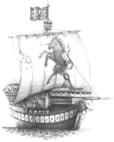 Bretonnian Buccaneer