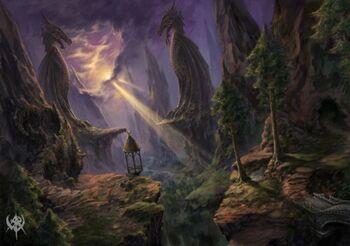 Dragonspine Mountain