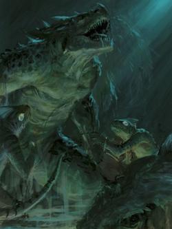 Warhammer Lizardmen Spawning
