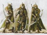 Wood Elf Everguard