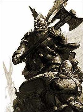 Dwarf alrik
