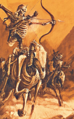 Warhammer Tomb Kings Skeletal Horse Archers