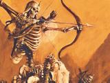 Skeleton Horse Archers