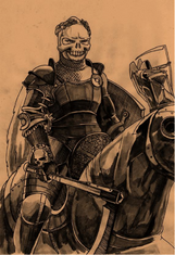 Knight of the Sacred