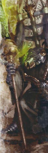 Warhammer Skaven Ikit Claw