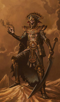 Warhammer Tomb Kings Settra