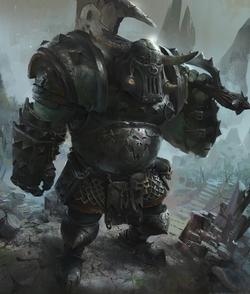 Warhammer Black Orcs