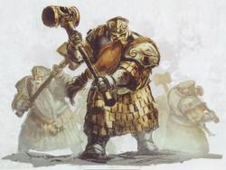 Dwarf Everguard