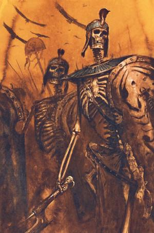 Warhammer Tomb Kings Skeletal Warriors