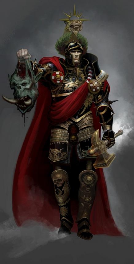 Karl Franz Warhammer Wiki Fandom Powered By Wikia