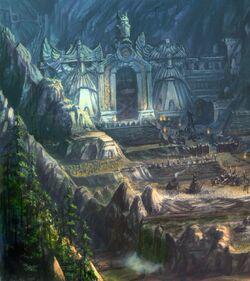 Warhammer Gates of Ekrund by Lanefenu