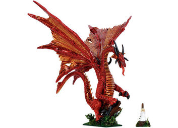 Emperor Dragon from Warmaster