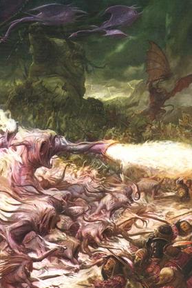 Warhammer Battle of Glencurst