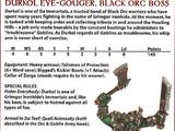 Durkol Eye-Gouger